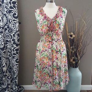 DRESS BARN Floral Dress